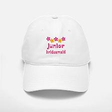 Junior Bridesmaid Tropical Hawaiian Baseball Baseball Cap