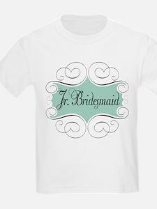 Beautiful Junior Bridesmaid T-Shirt