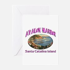 Avalon Harbor Greeting Cards (Pk of 20)