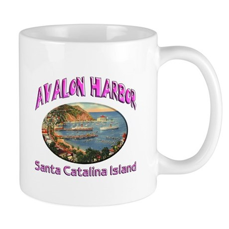 Avalon Harbor Mug