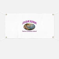 Avalon Harbor Banner
