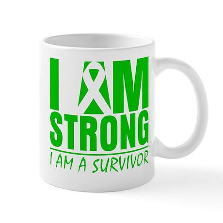 I am Strong Bile Duct Cancer Mug