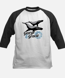 Star Trek George & Gracie Kids Baseball Jersey