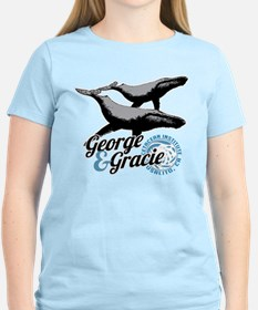 Star Trek George & Gracie T-Shirt