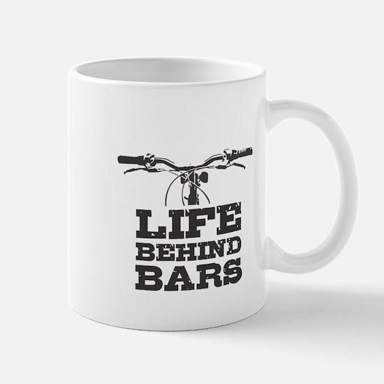 Life Behind Bars T Shirt, Bicycles T Shirt Mugs