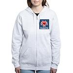 Ruboto Women's Zip Hoodie