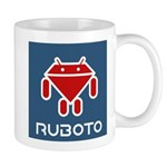 Ruboto Mug