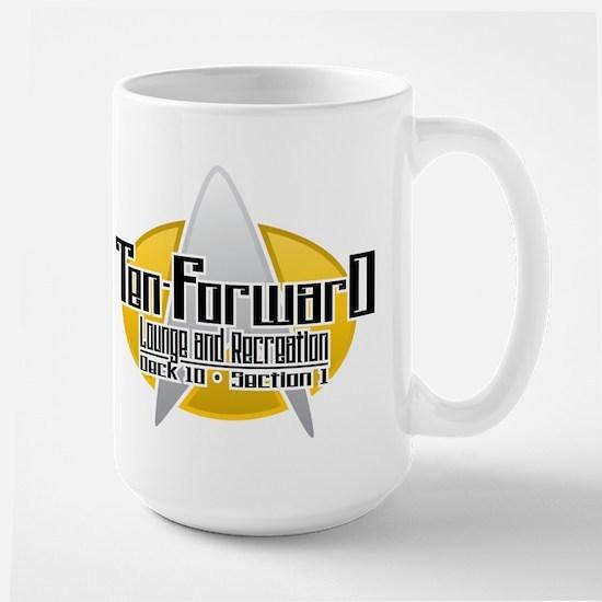 ST TNG: Ten Forward Large Mug