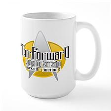 ST TNG: Ten Forward Mug