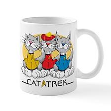 Cat Trek Mug