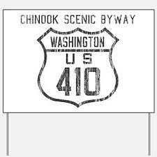 410 Yard Sign
