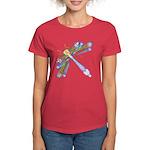 Dragonfly III Women's Dark T-Shirt