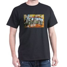 Atlanta Black T-Shirt