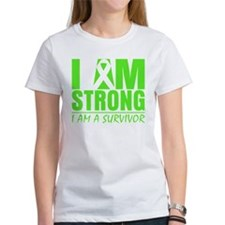 I am Strong Lymphoma Tee