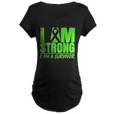 I am Strong Lymphoma T-Shirt