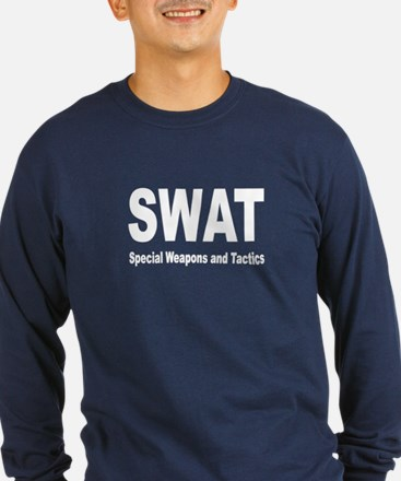 S.W.A.T. Long Sleeve T-Shirt