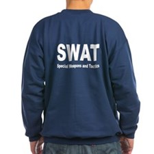 S.W.A.T. Sweatshirt (2 Sided)
