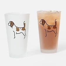 Beagle II Pint Glass