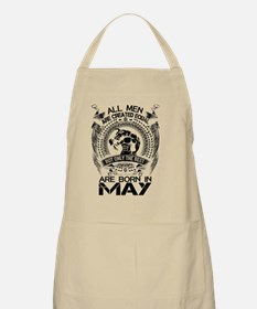 All Men Are Created Equal T Shirt, Onl Light Apron