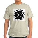 West Coast Tribal Tattoo  Grey T-Shirt