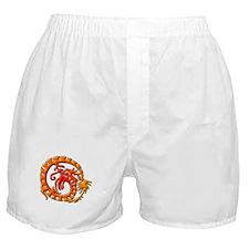 Tribal DragonBoxer Shorts
