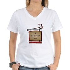 Jamie A. Malcolm Printer Shirt