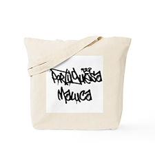 Cute Portuguese girl Tote Bag