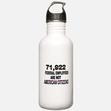 SEND THEM BACK Water Bottle