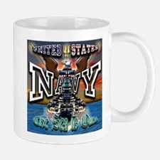 US Navy Sea is Ours Mug