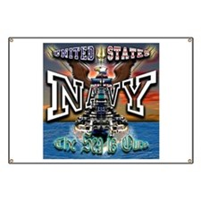 US Navy Sea is Ours Banner