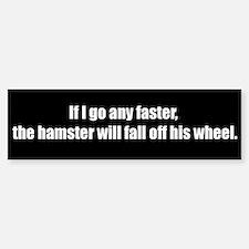 Hamster (Bumper Sticker)