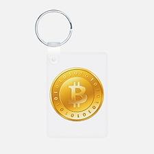 Bitcoins-7 Keychains