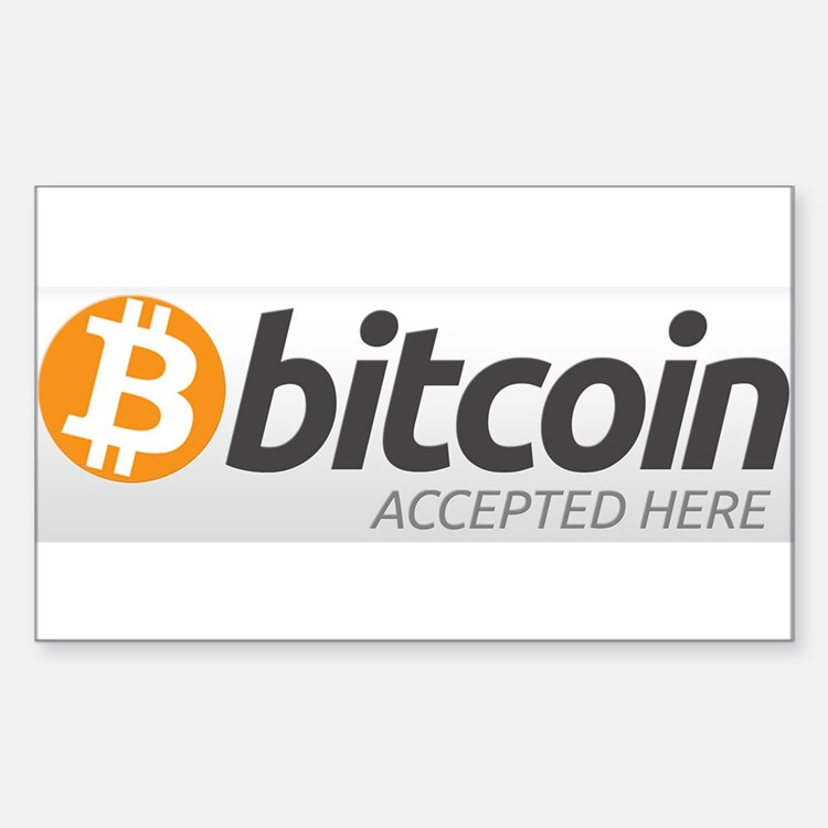 Bitcoins-7 Decal