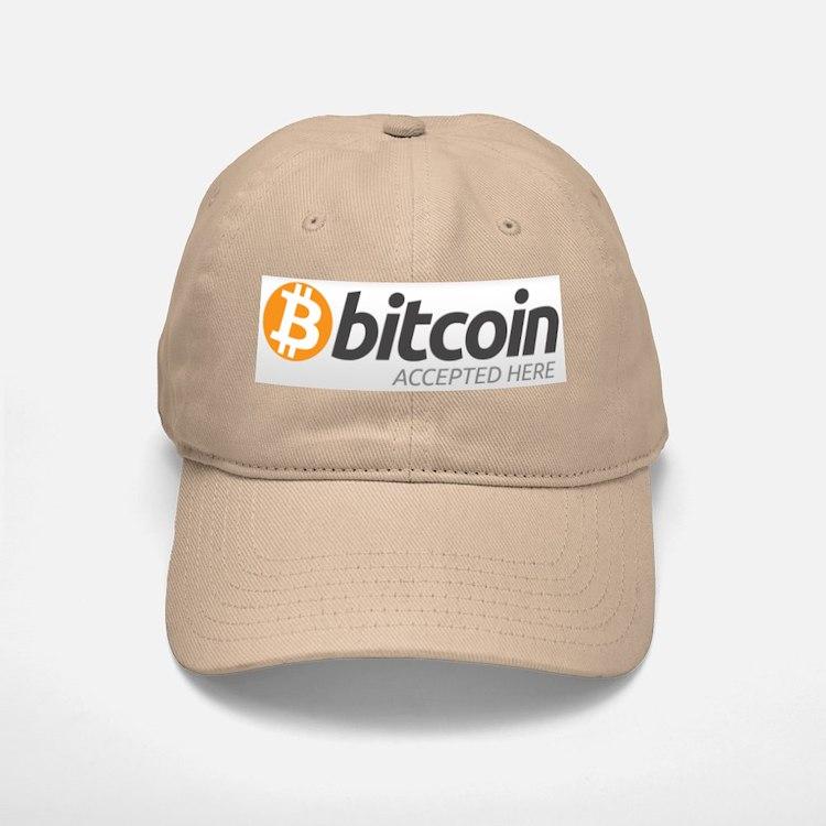 Bitcoins-7 Baseball Baseball Cap
