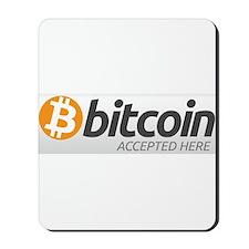 Bitcoins-7 Mousepad