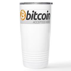 Bitcoins-7 Travel Mug