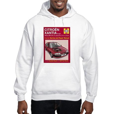 Hooded Sweatshirt For WGASA Skaters