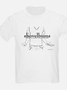 Shina duVall - Powered By Marshalltown Kids T-Shir