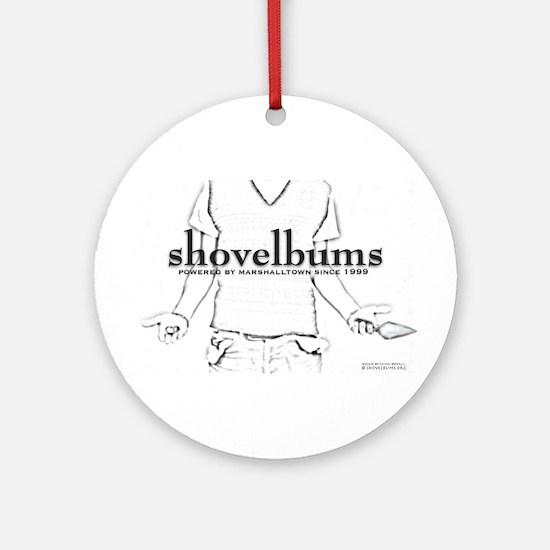 Shina duVall - Powered By Marshalltown Ornament (R