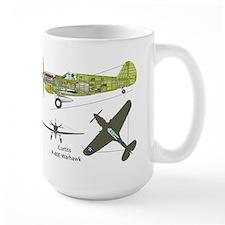 "P-40 ""God is My Co-Pilot"" Mug"