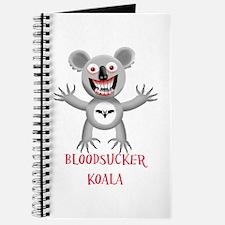Bloodsucker Koala Journal