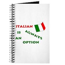 Italian Option Journal