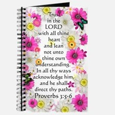 Trust in the LORD - Note Taking Journal