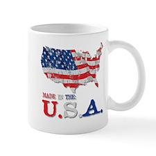 Made in the U.S.A. Mug