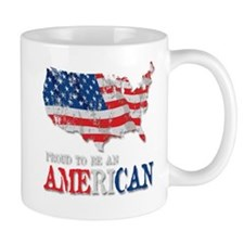 Proud to be an American Mug