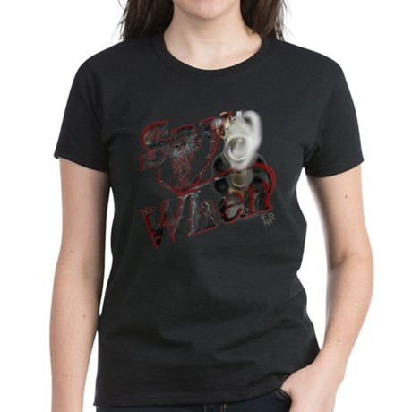 """Say When"" Women's Dark T-Shirt"