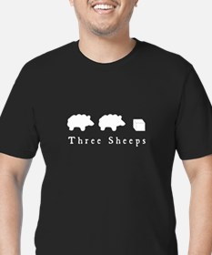 three sheeps T-Shirt