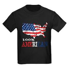 100% American T