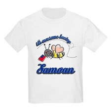 Awesome Being Samoan T-Shirt