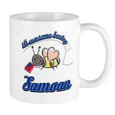 Awesome Being Samoan Mug
